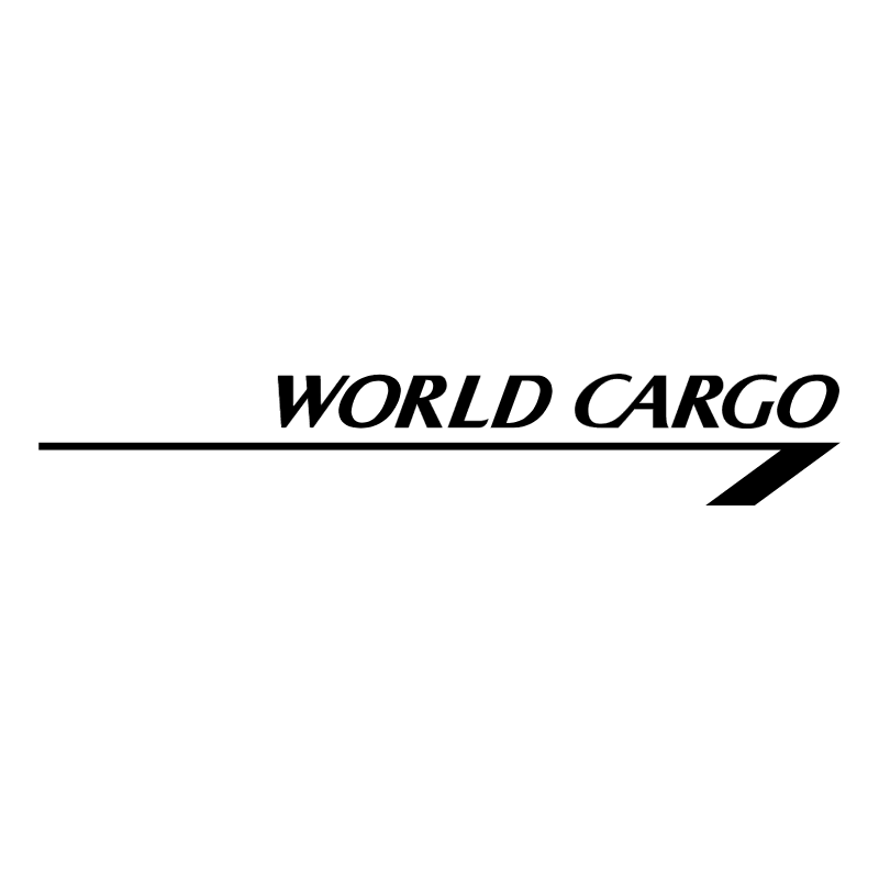 World Cargo vector