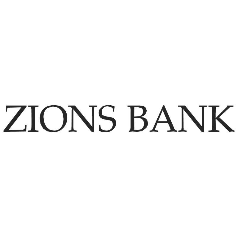 Zions Bank vector