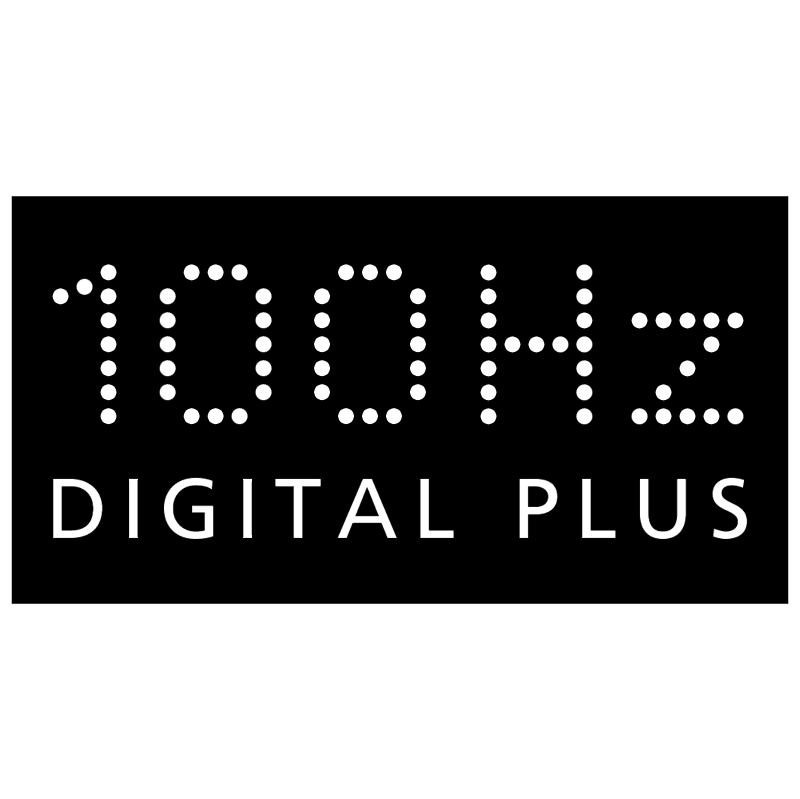 100Hz Digital Plus