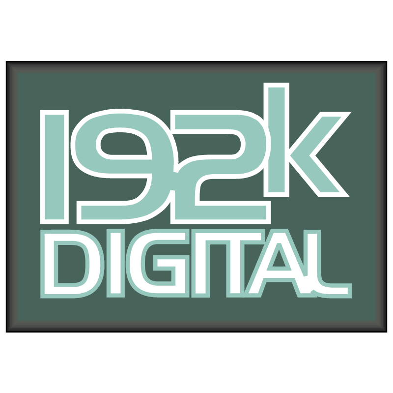 192K Digital vector logo