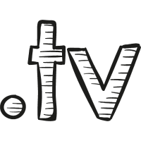 Cross Tv Draw Logo