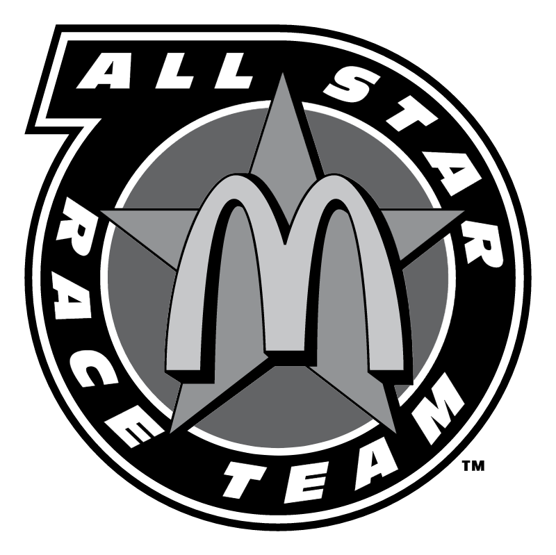 All Star Race Team vector logo
