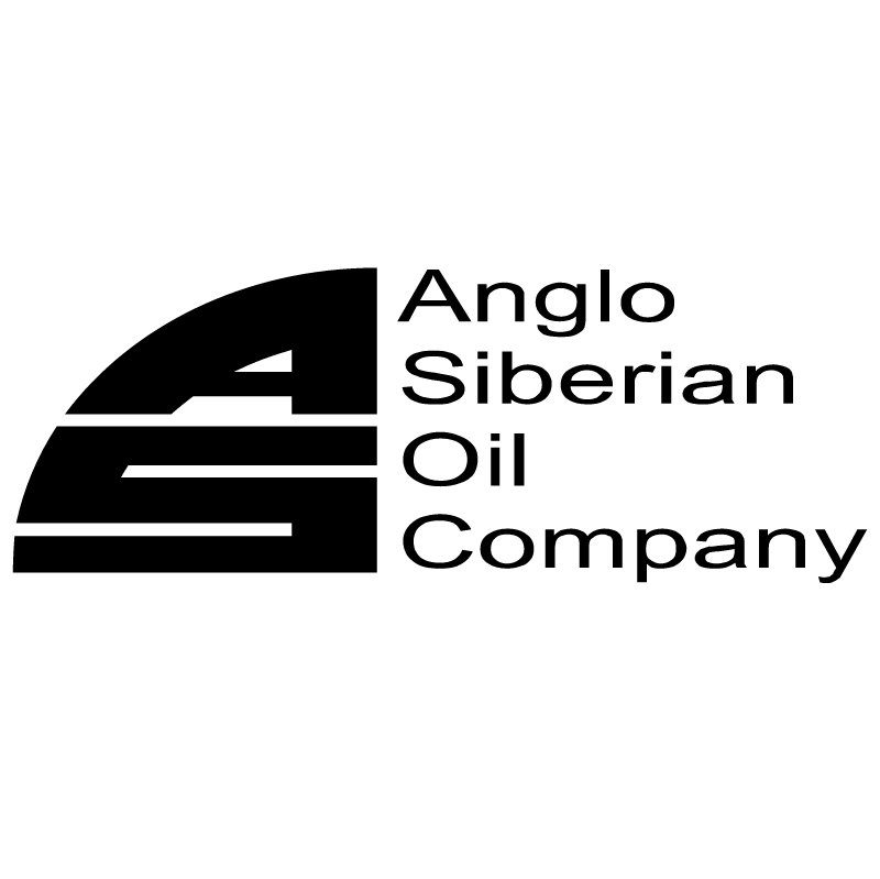 Anglo Siberian Oil 36628 vector