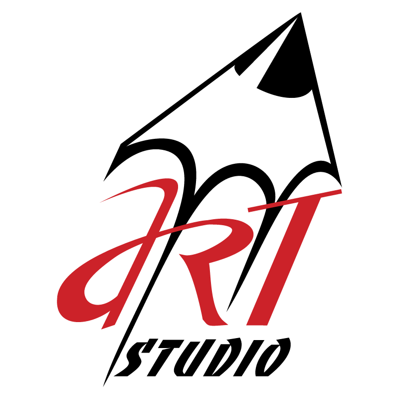 Art Studio vector logo