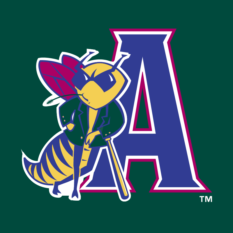 Augusta GreenJackets vector