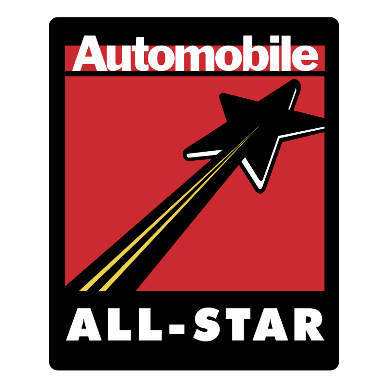 Automobile All Star 84440 vector