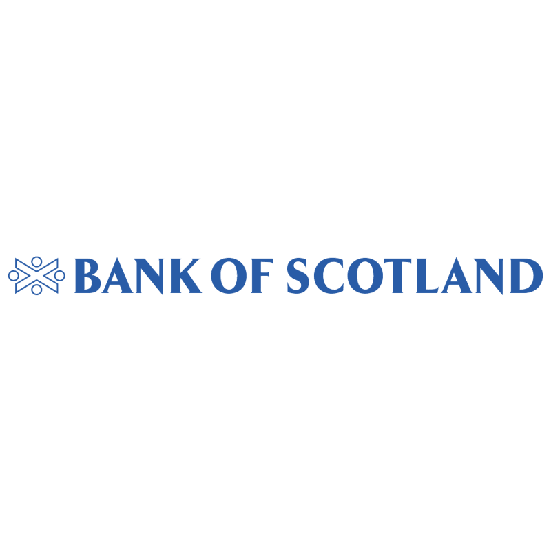 Bank Of Scotland vector logo