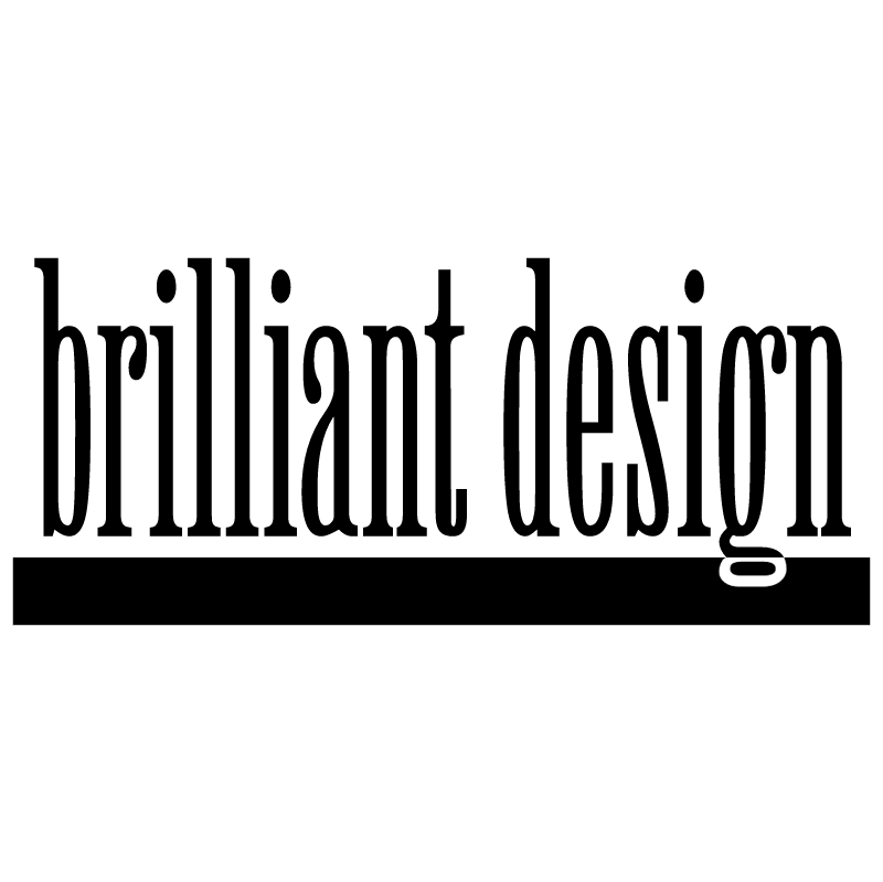 Brilliant Design vector