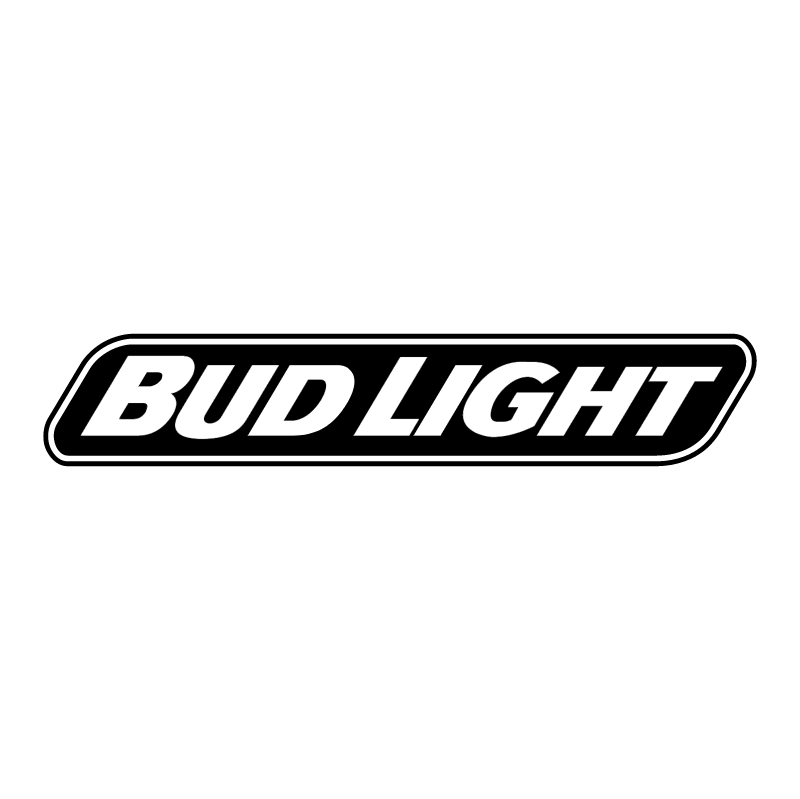 Bud Light vector logo