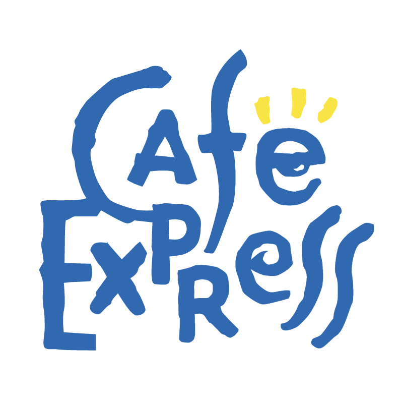 Cafe Express vector