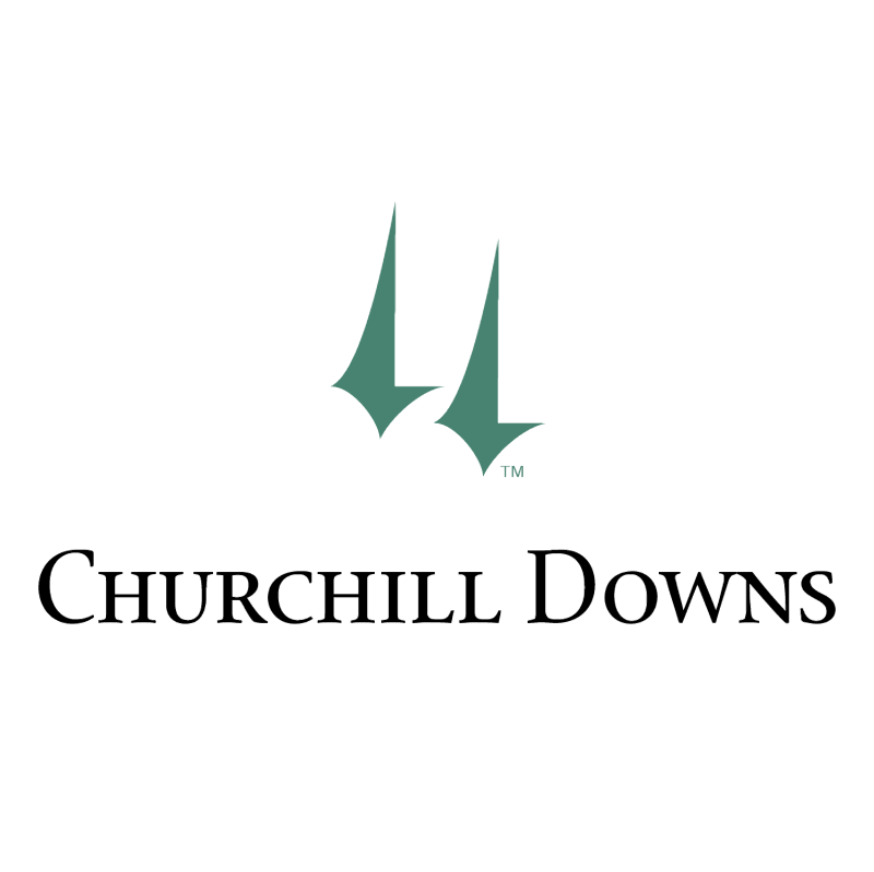 Churchill Downs vector logo