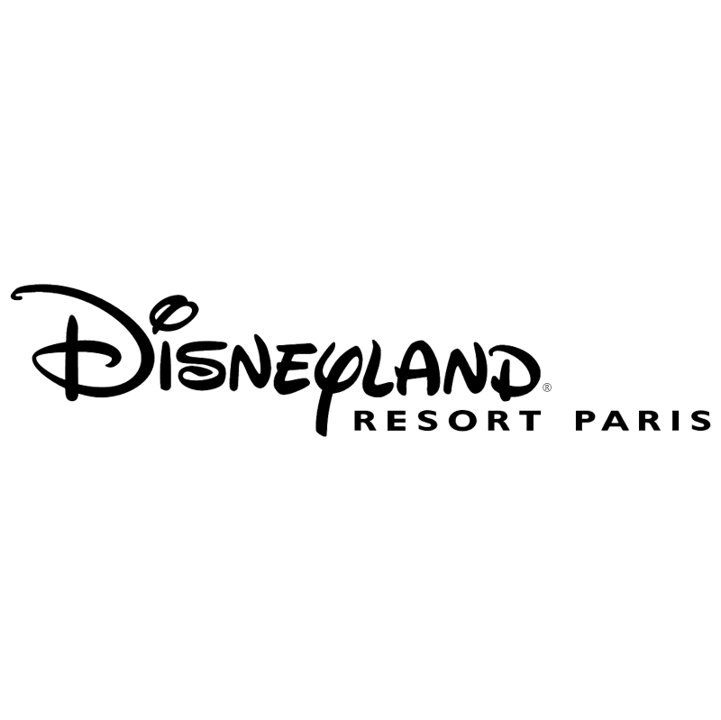 Disneyland Resort Paris vector