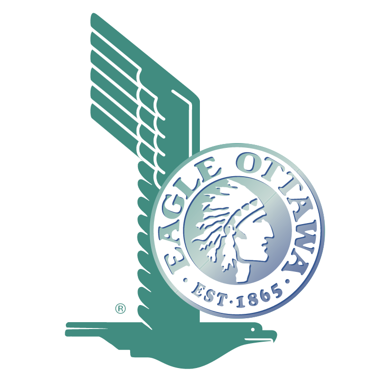 Eagle Ottawa vector logo