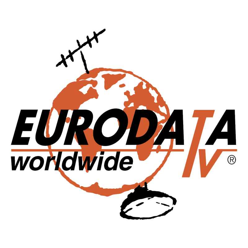Eurodata TV Worldwide vector