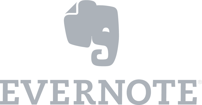 Evernote vector logo