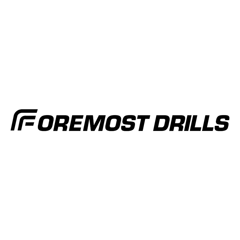 Foremost Drills vector