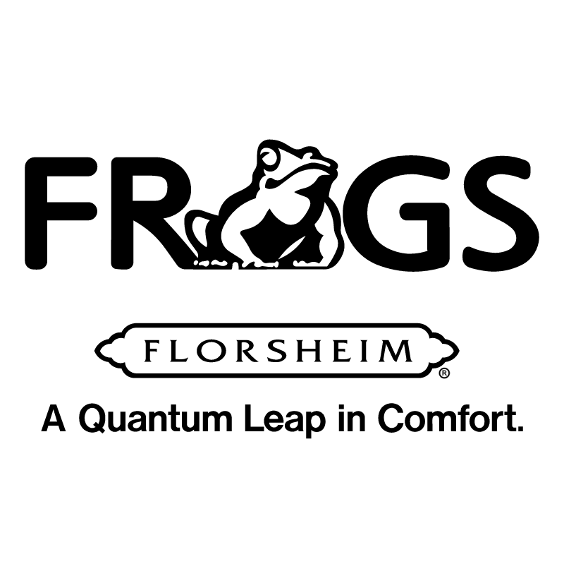 Frogs Florsheim vector