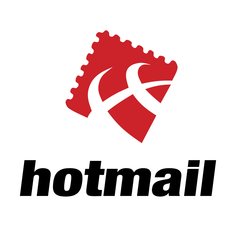 Hotmail vector