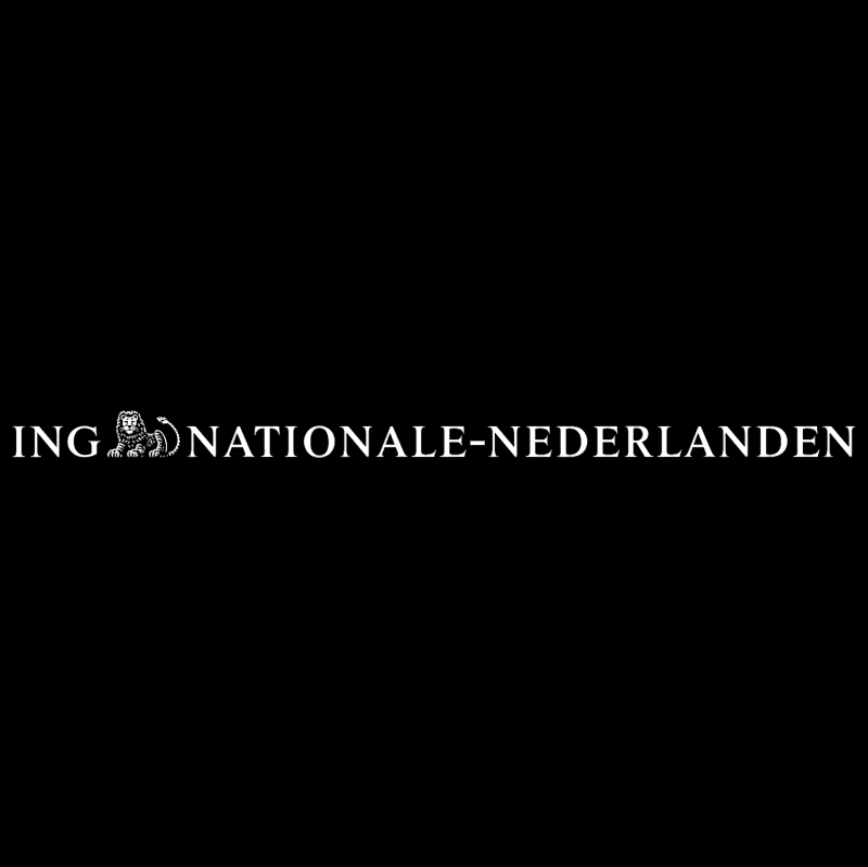 ING Nationale Nederlanden vector logo