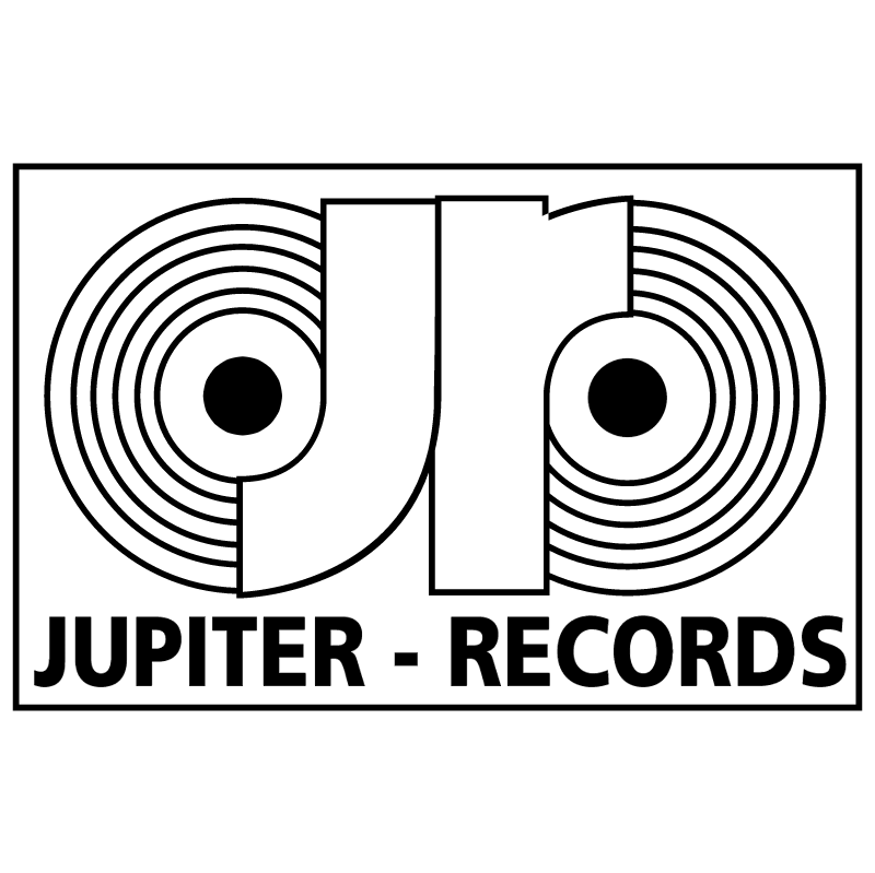Jupiter Records vector