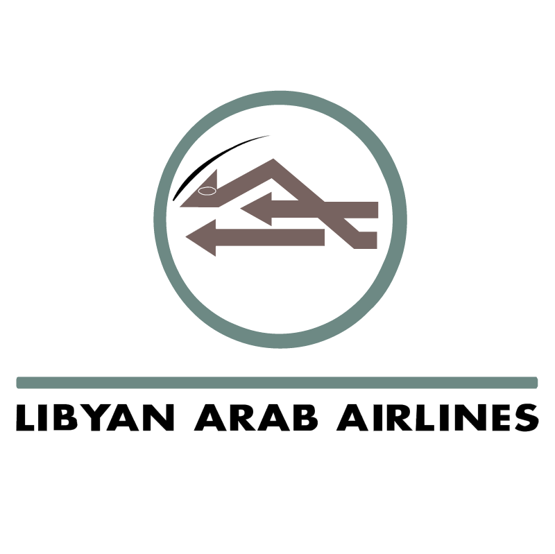 Libyan Arab Airlines vector