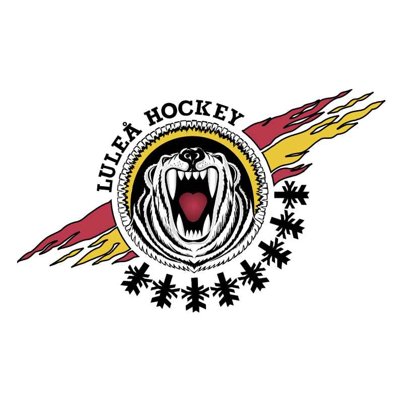 Lulea Hockey vector logo