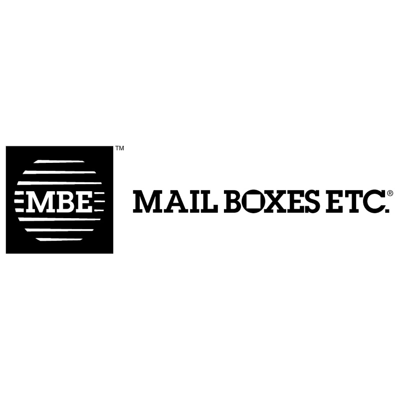 Mail Boxes Etc vector