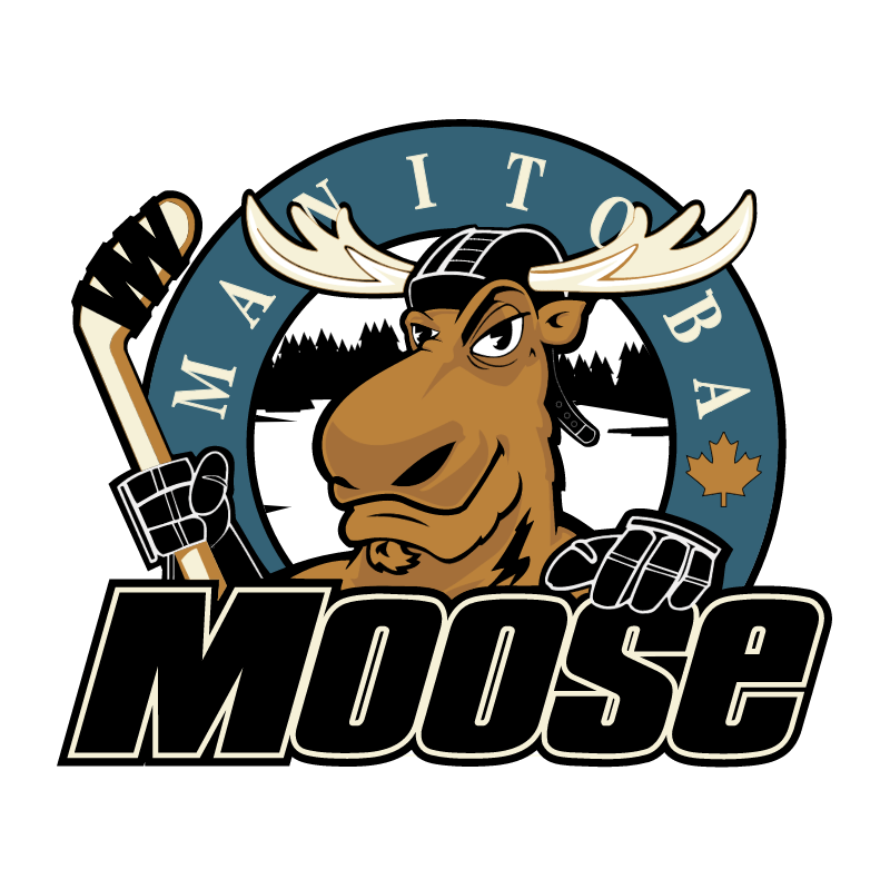 Manitoba Moose vector