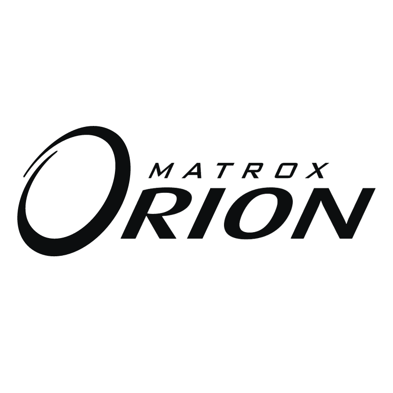 Matrox Orion vector logo