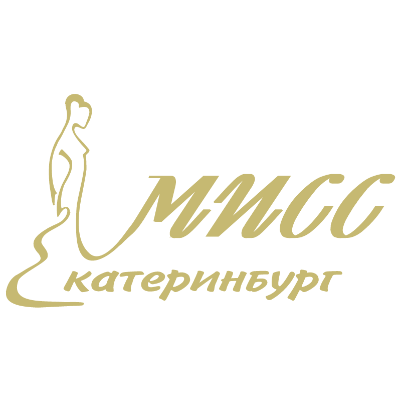 Miss Ekaterinburg vector