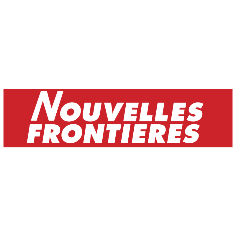 Nouvelles Frontieres vector