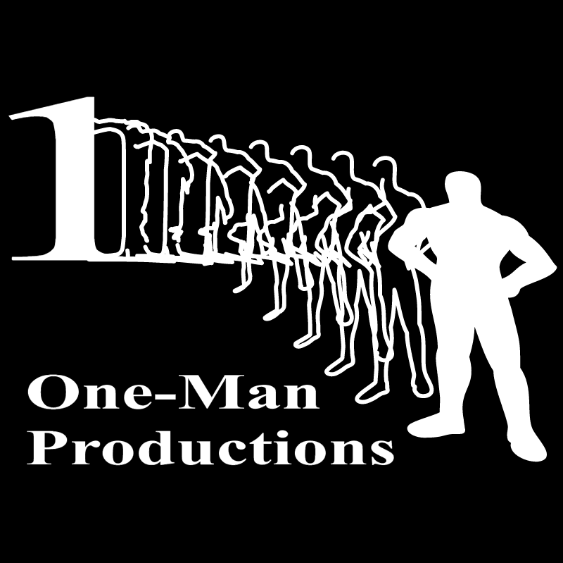 One Man Productions vector