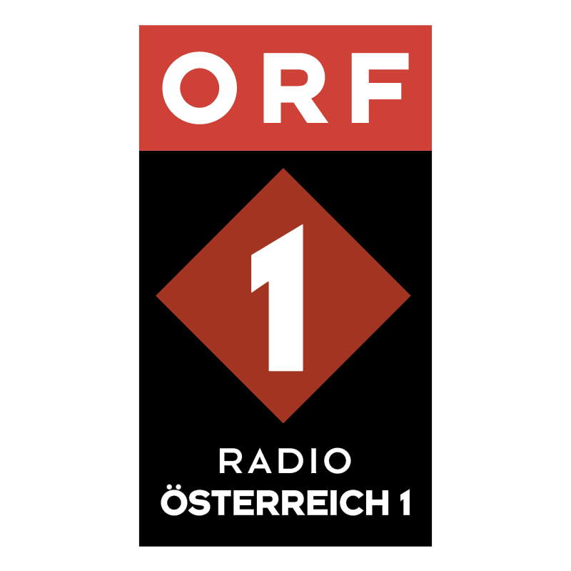 ORF 1 vector logo
