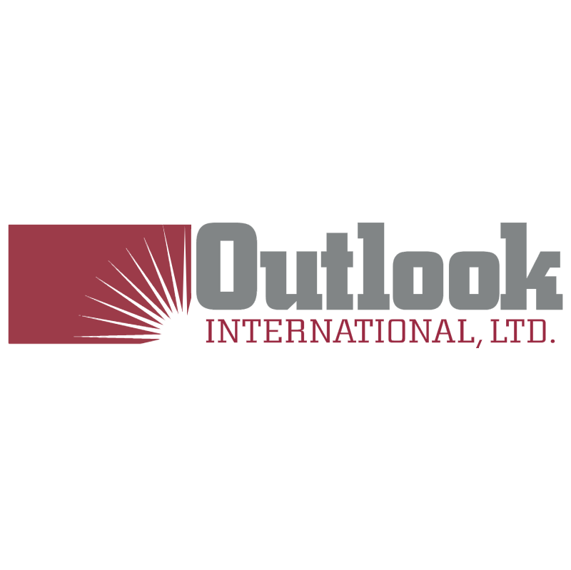 Outlook International vector