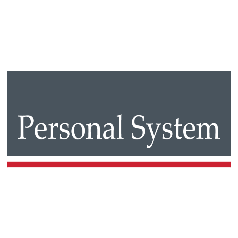 Personal System vector