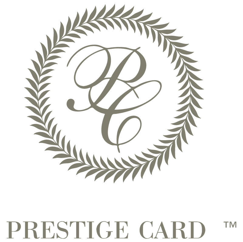 Prestige Card vector