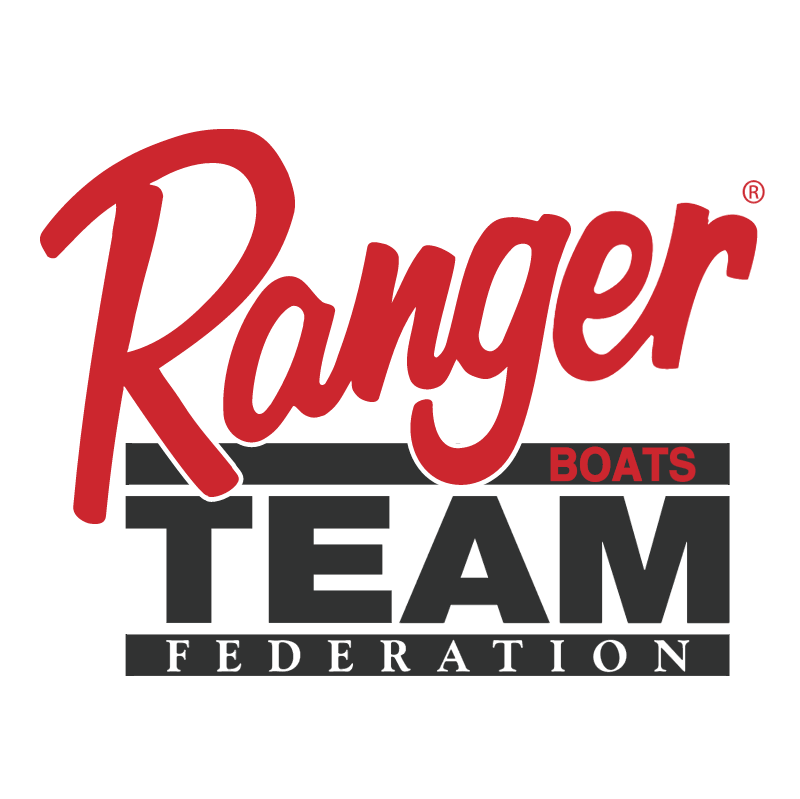 Ranger Boats Team vector logo