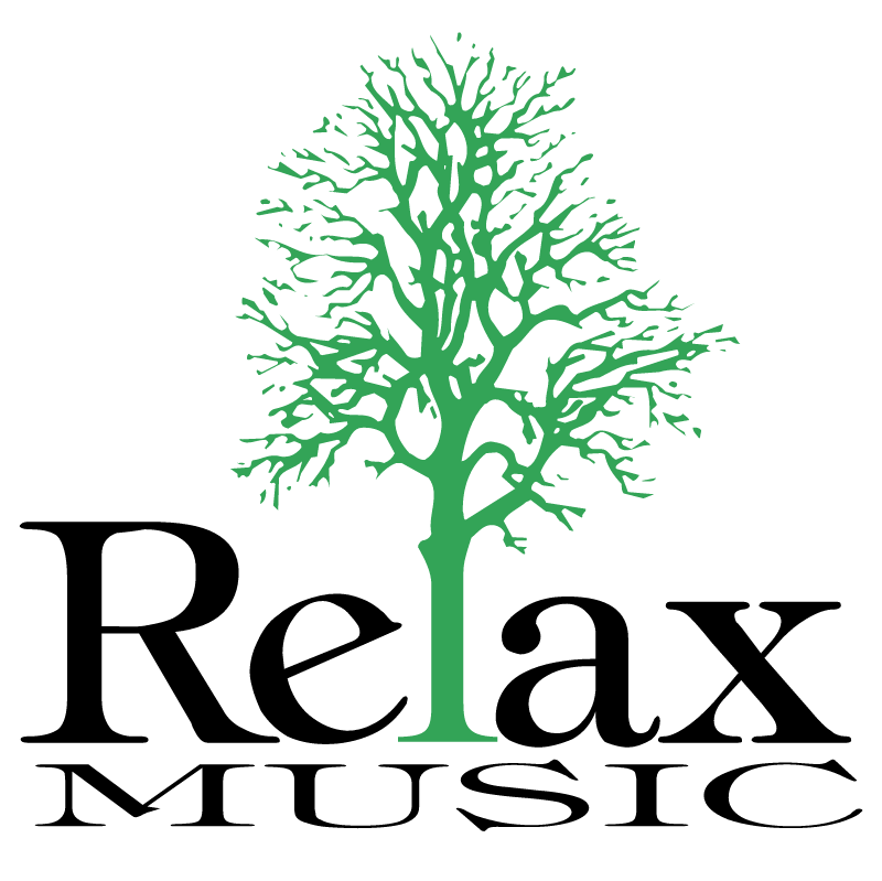 Relax Music vector