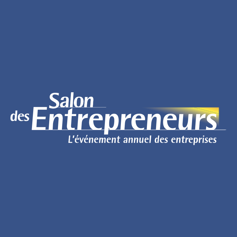 Salon des Entrepreneurs vector