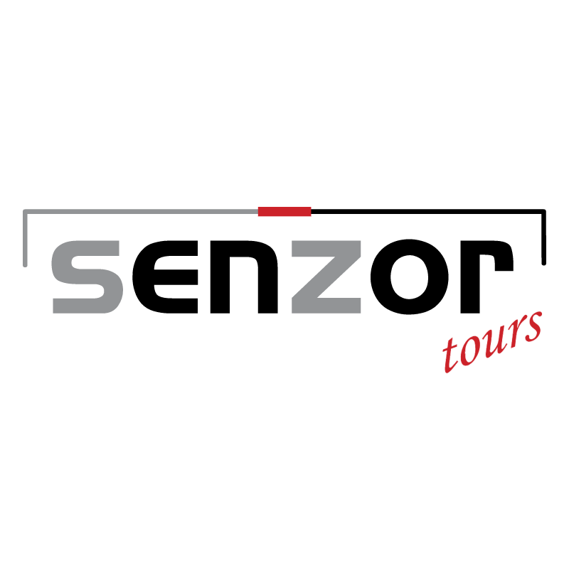 Senzor Tours vector