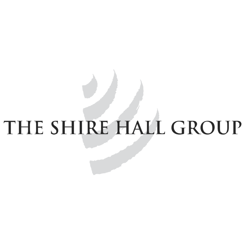 Shire Hall Group vector