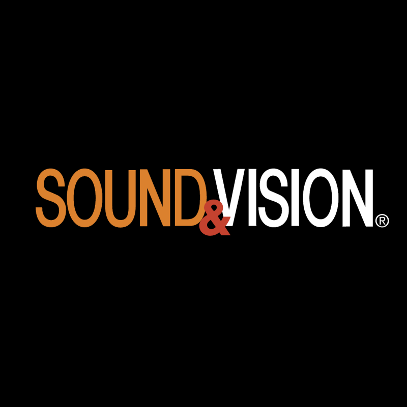 Sound and Vision vector logo