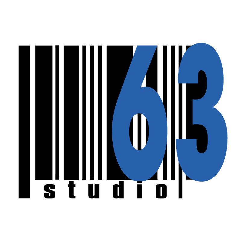 Studio 63 vector logo