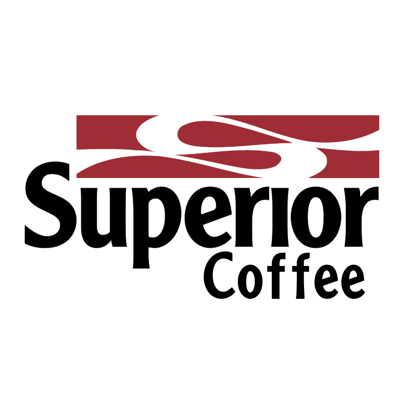 Superior Coffee vector