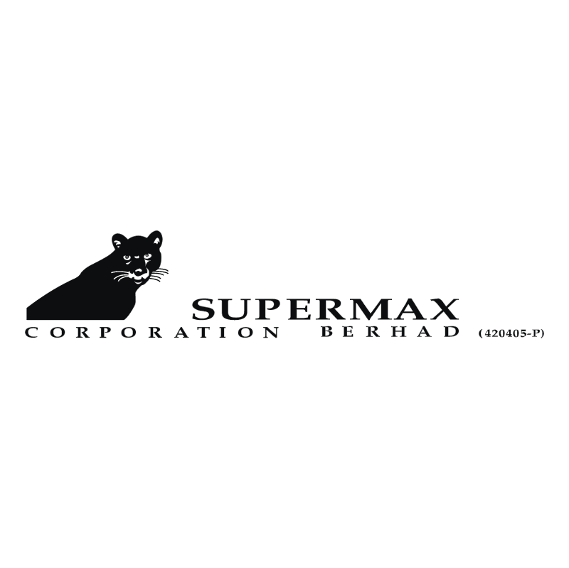 Supermax Corporation vector logo