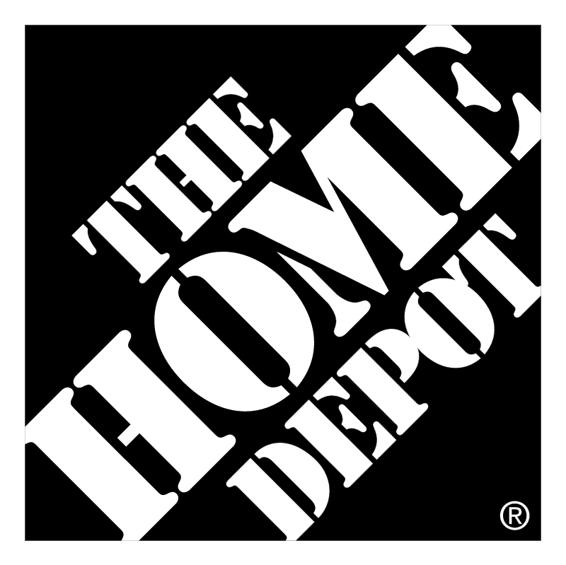 The Home Depot vector logo