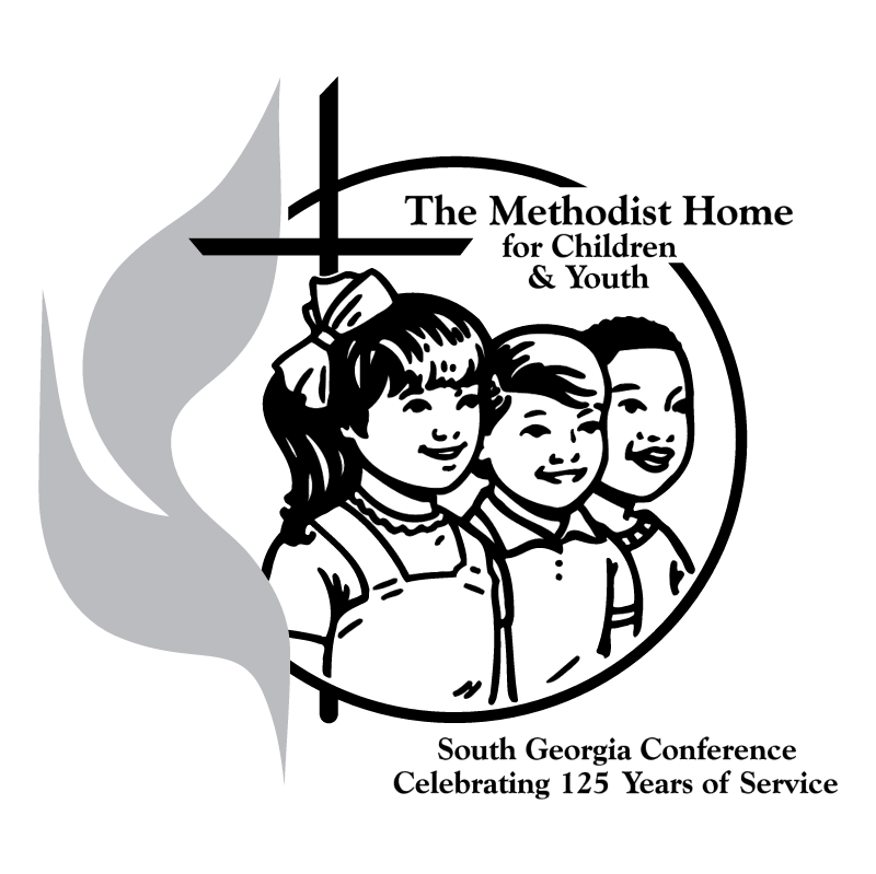 The Methodist Home for Children & Youth vector