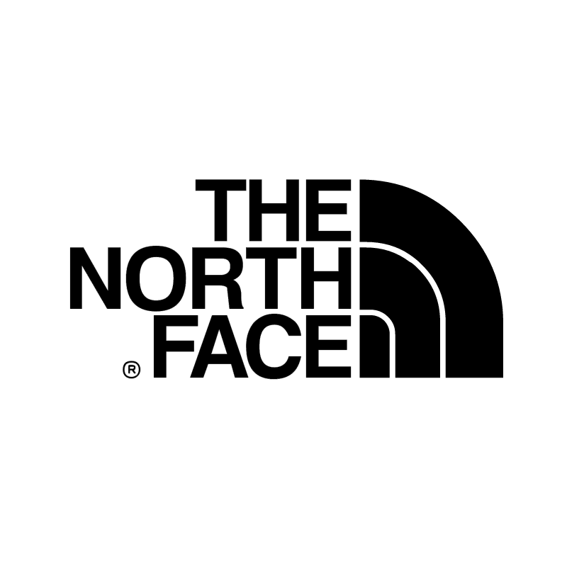 The North Face vector