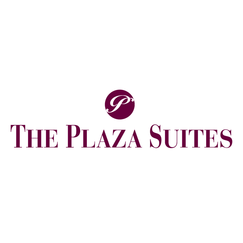 The Plaza Suites vector logo