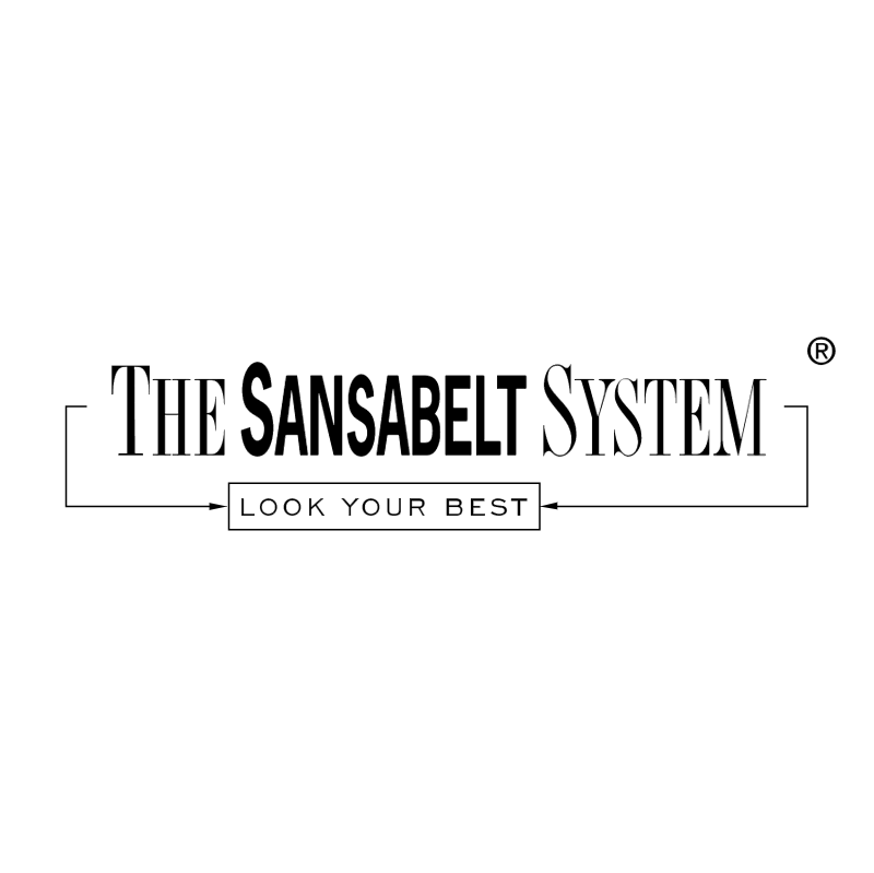 The Sansabelt System vector logo